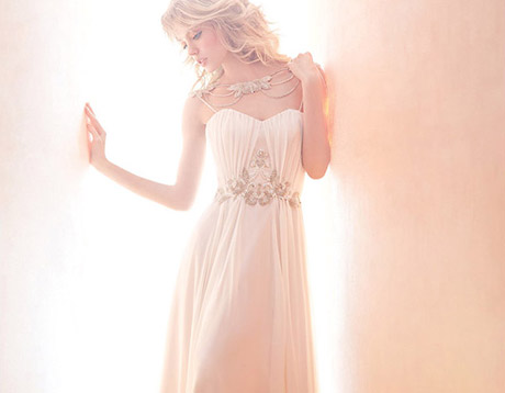 Blush By Hayley Paige bridal gowns.
